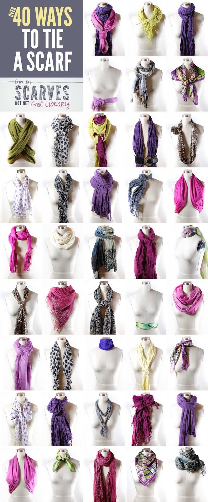 usar lenços