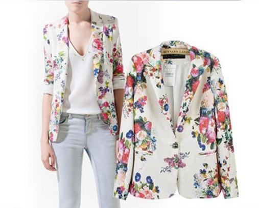 blazer floral 2