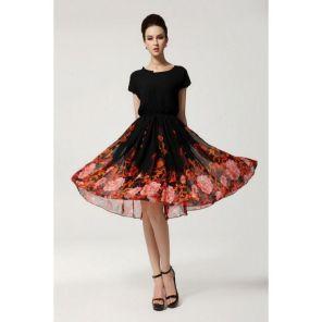 vestido midi floral preto 1--