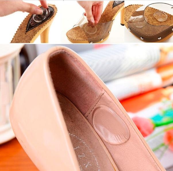 adesivos de silicone para sapato