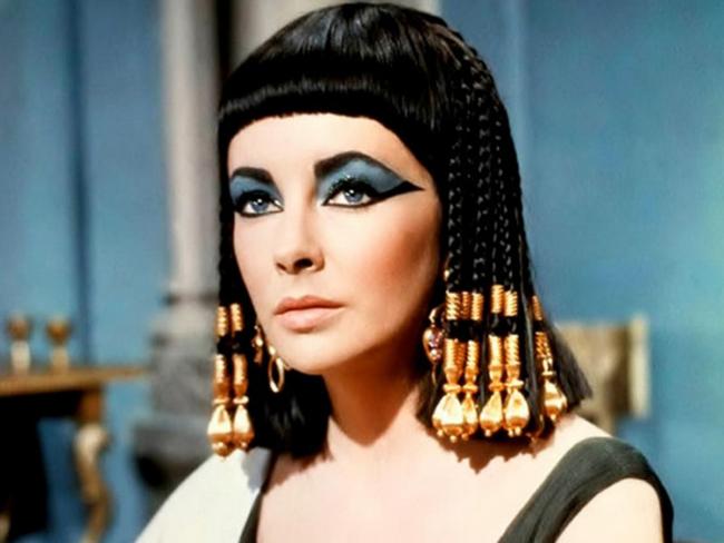 Cleópatra e as Tranças
