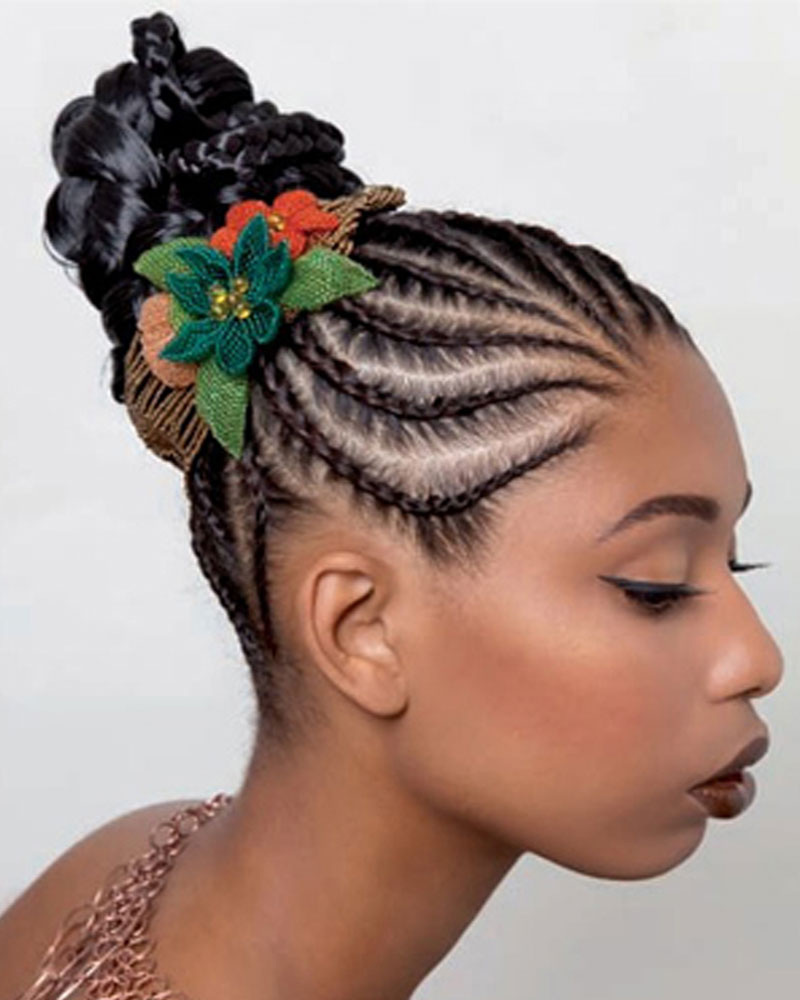 Trança Afro - Nagô