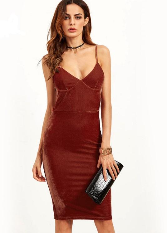 vestido-de-festa-terracota-de-veludo-vera%cc%83o-tubinho