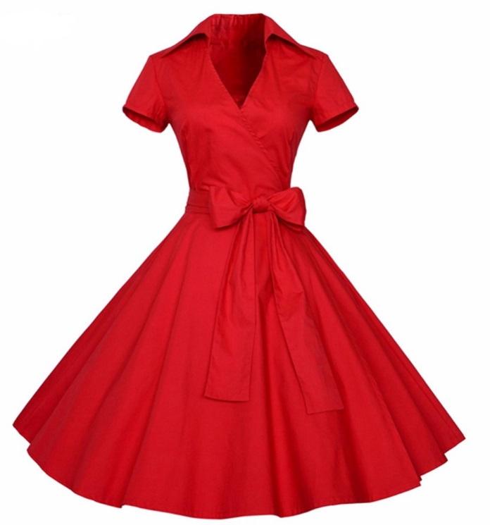 vestido-midi-pin-up-vermelho