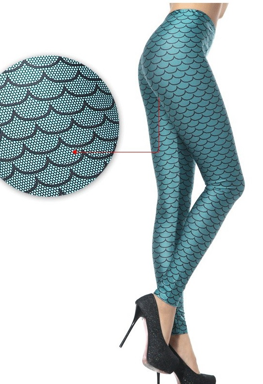 legging-colorida-estampa-de-pele-de-peixe-verde