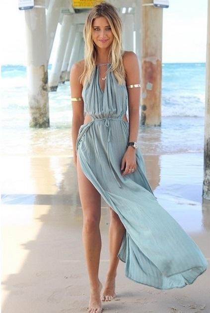 vestido-de-praia-cinza-com-fendas-1