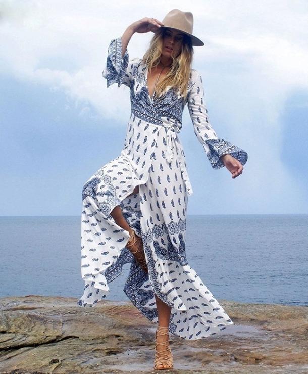 vestido-etnico-boho-de-manga-longa-branco-azul-2