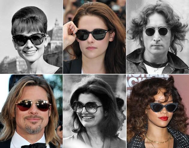 Óculos clássicos